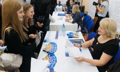 В ухтинском вузе прошла Ярмарка вакансий ПАО «Газпром»